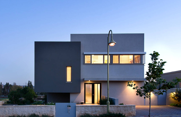 House R / Neuman Hayner Architects, © Amit Gosher
