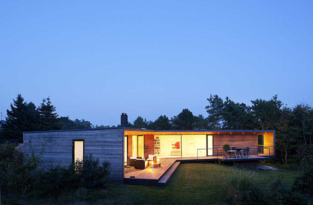 Villa Ladybird / Johan Sundberg, © Kasper Dudzik