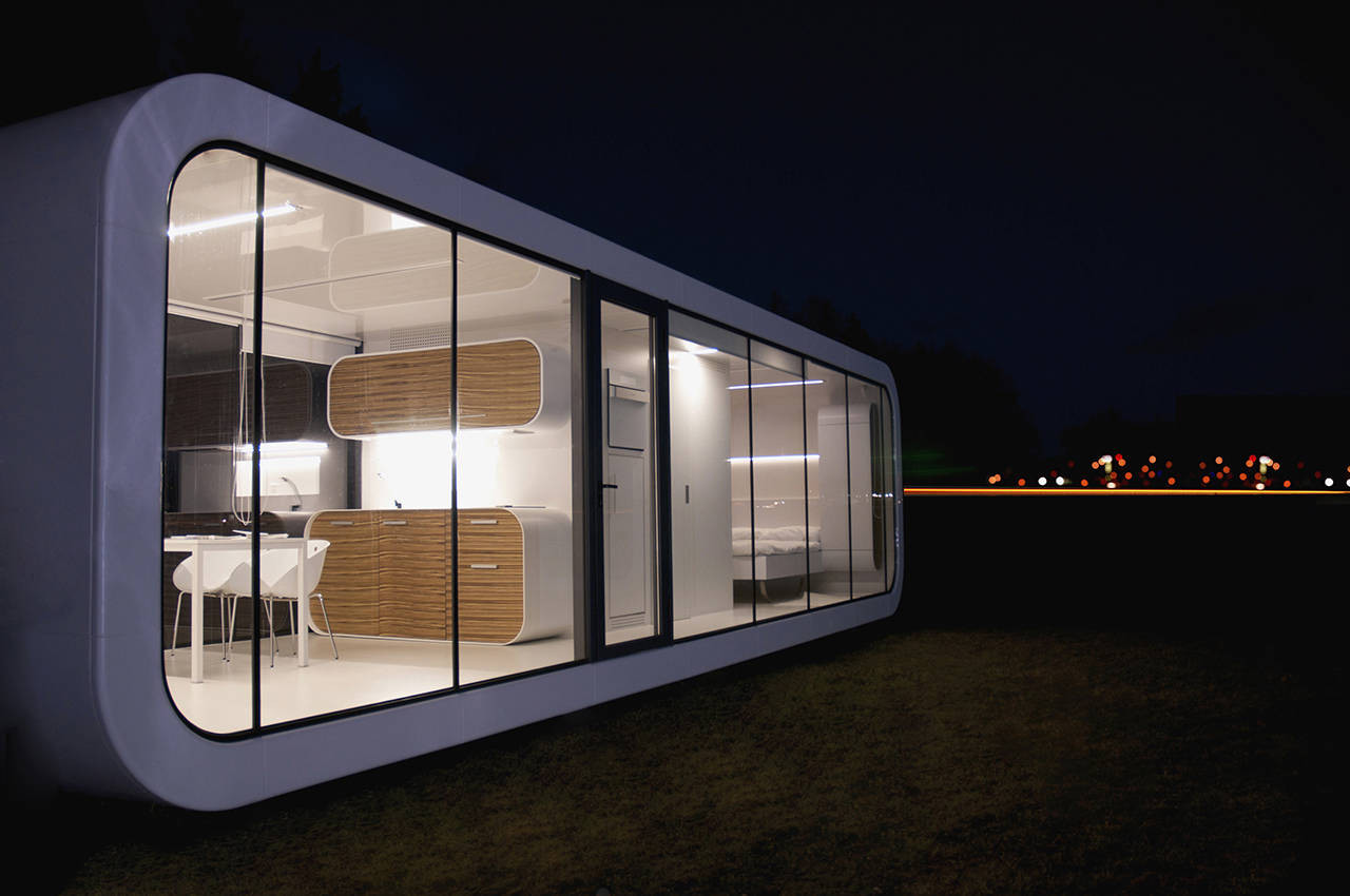 Gallery of modular units coodo 13 for Prefab units