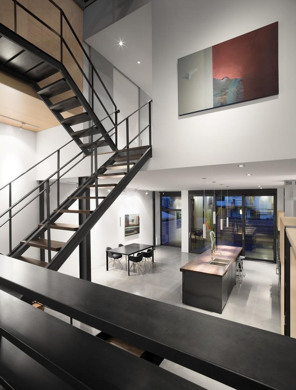Gallery of maison e3 natalie dionne 10 - Canada maison close ...