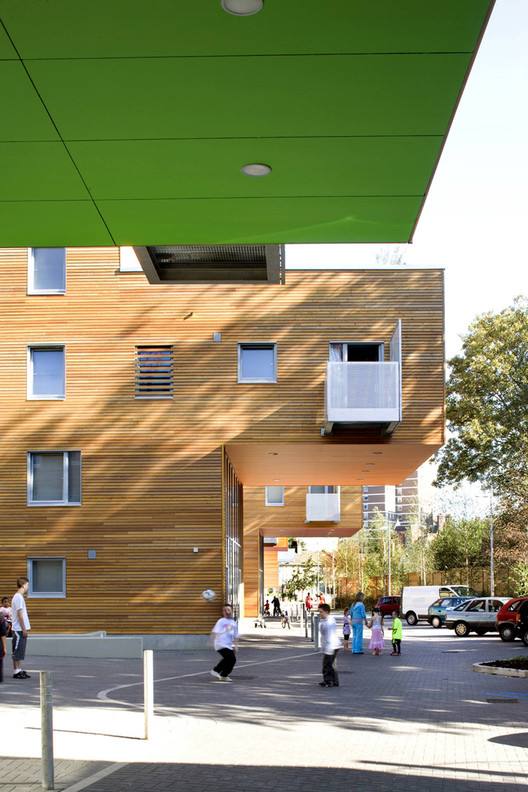 Courtesy of  cartwright pickard architects