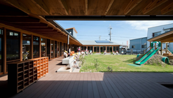Einosato Nursery School / Shogo Iwata