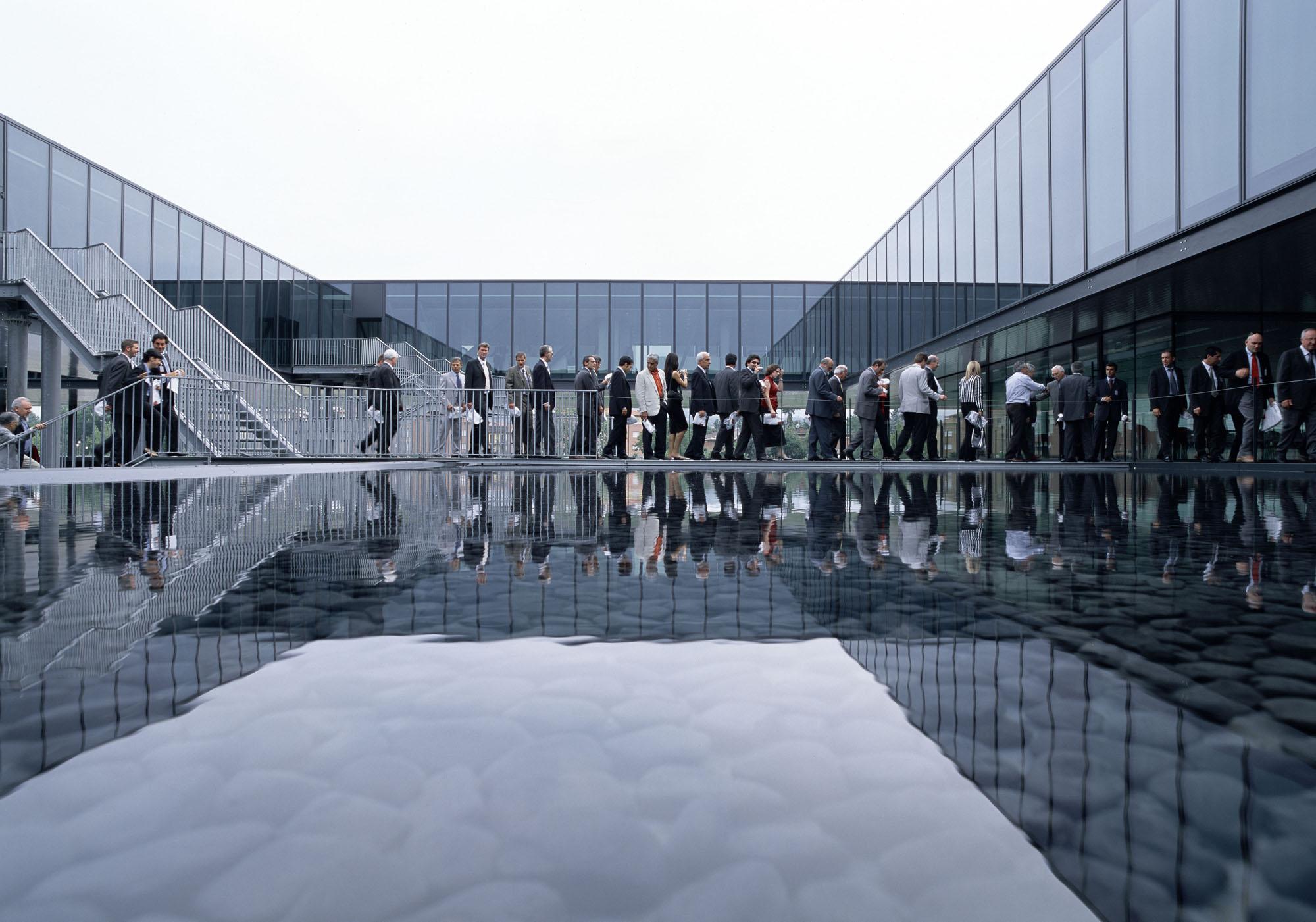 Ferrari Operational Headquarters and Research Centre / Studio Fuksas, © Maurizio Marcato