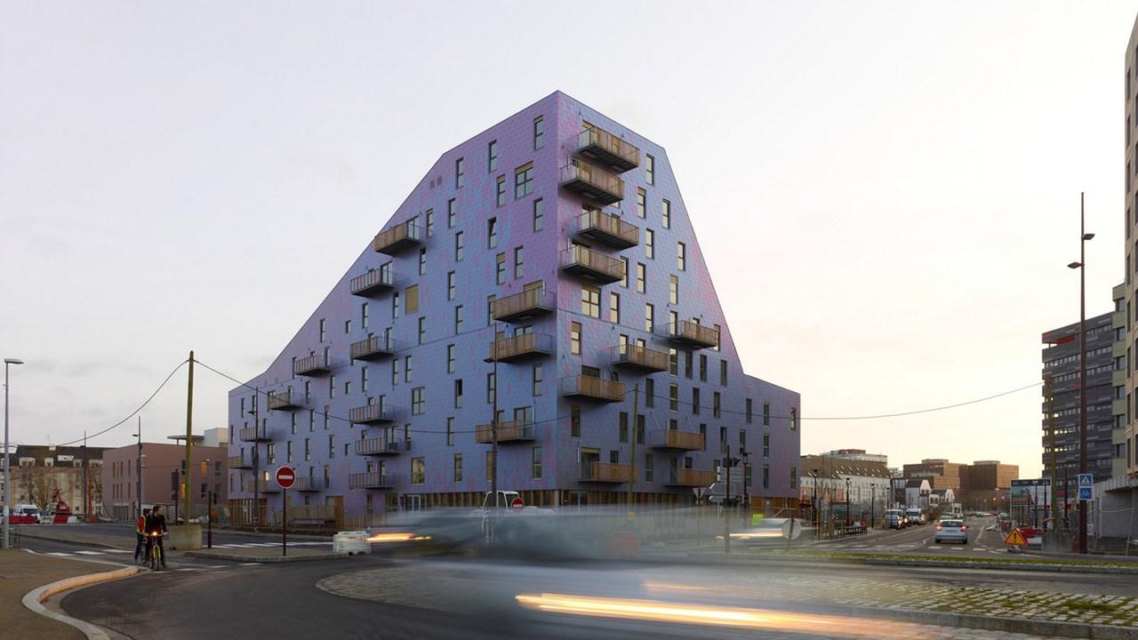 Roller Coaster / Peripheriques Architectes, © Stéphane Chalmeau