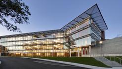 Brandeis Mandel Center / Kallmann McKinnell & Wood Architects