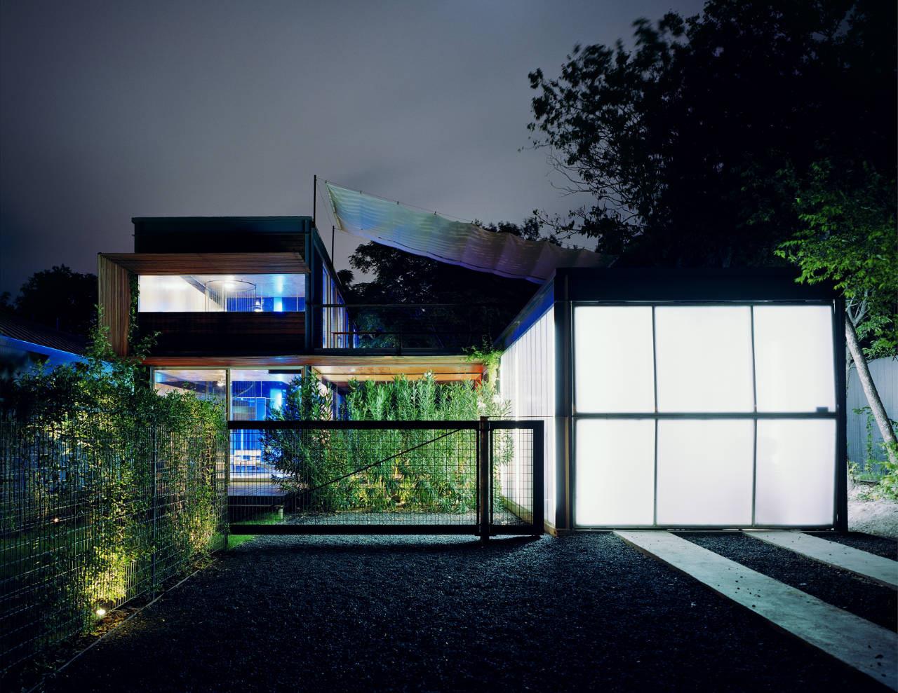 ^ Gallery of nnie esidence / Bercy hen Studio - 4