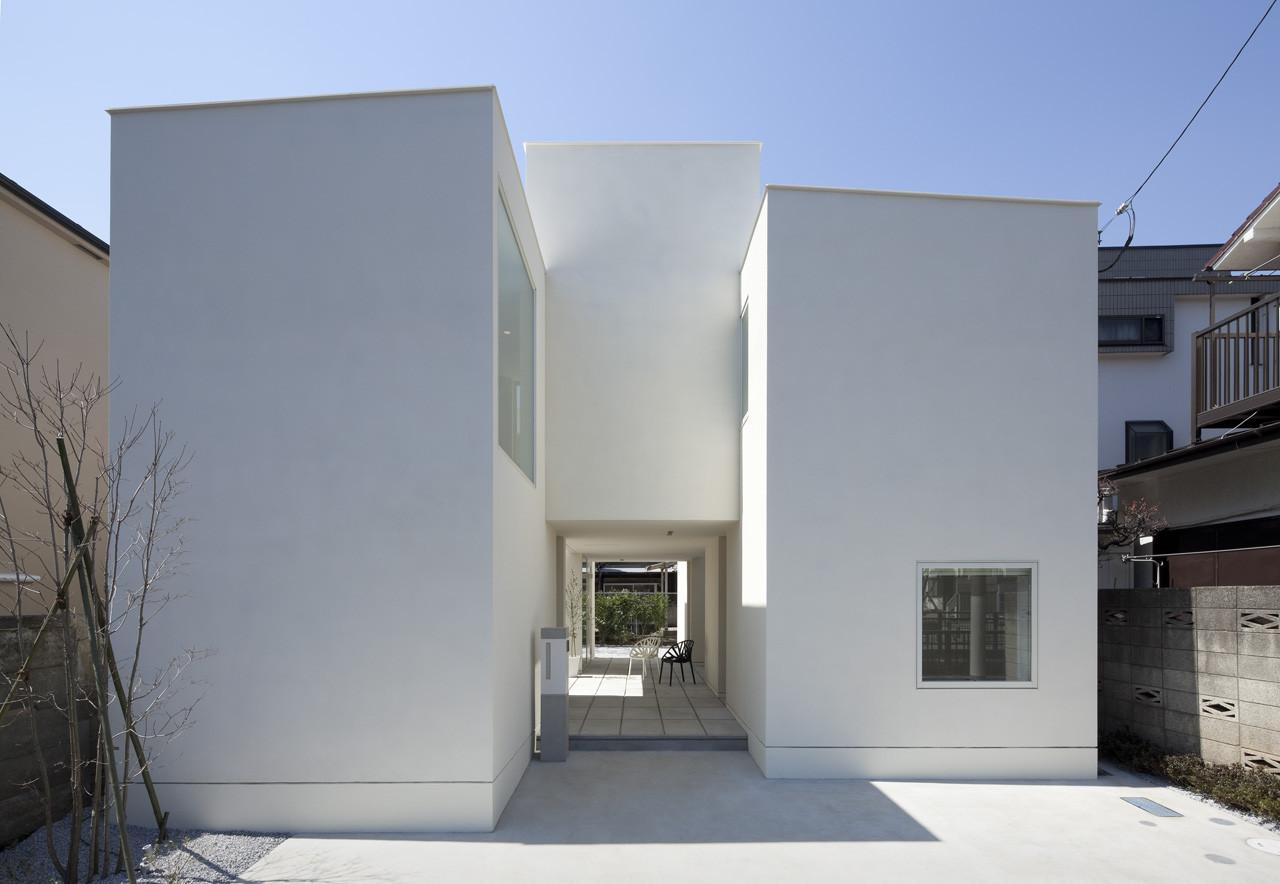 Portico / Aida Atelier + Kuno Lab, © Tatsuya Noaki