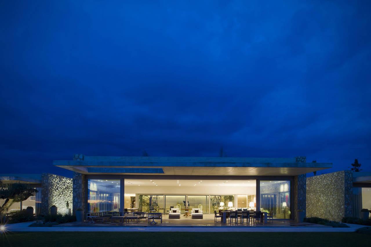 Villa London / CMV Architects, © Courtesy of CMV Architects