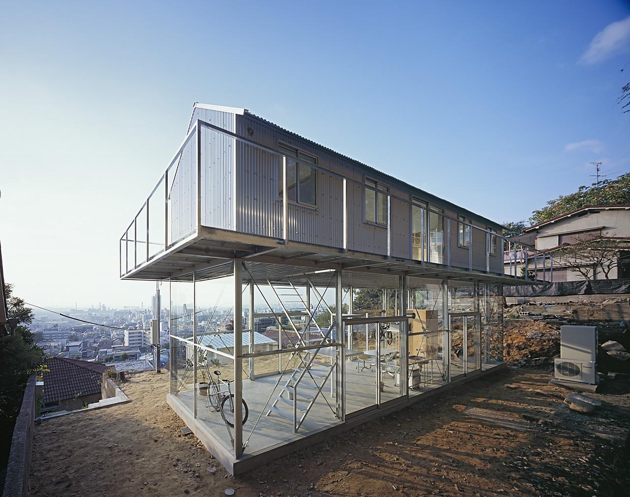 House in Rokko / Tato Architects, © Kenichi Suzuki
