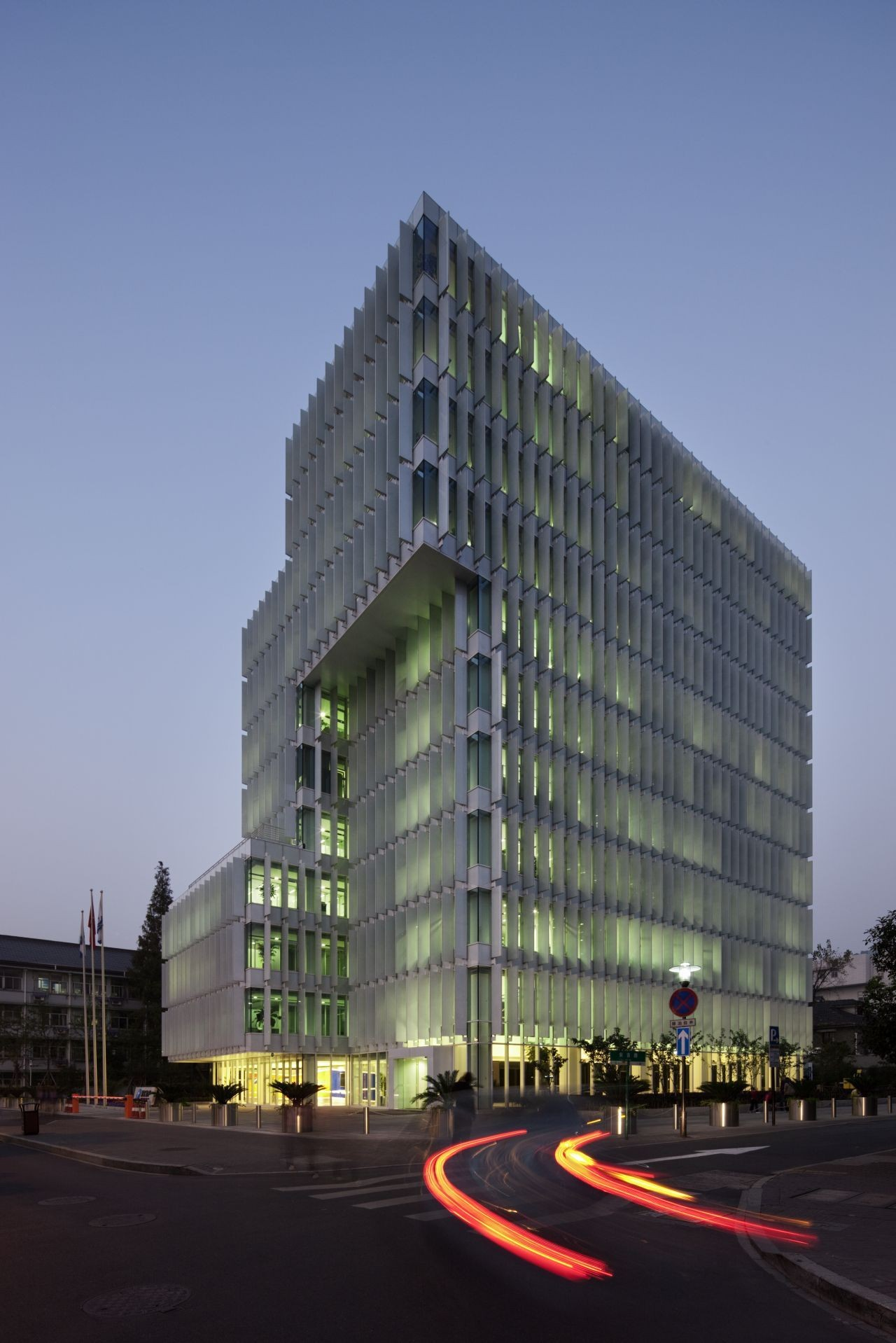 Headquarters of Zhejiang Wuchan Group / gmp architekten, © Hans-Georg Esch