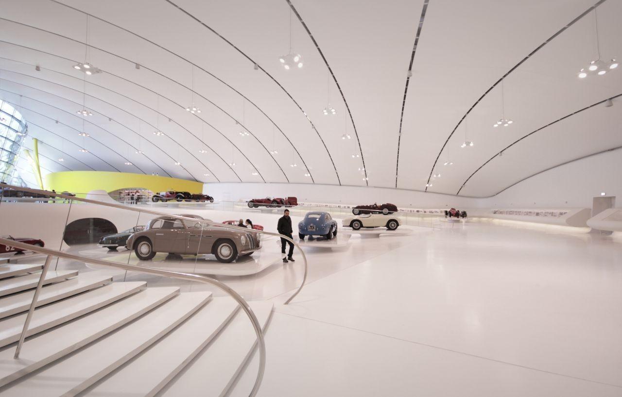 Gallery Of Enzo Ferrari Museum Future Systems Shiro