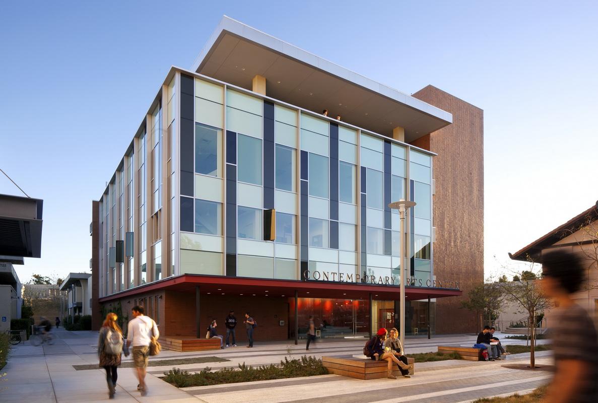 architecture universities in california