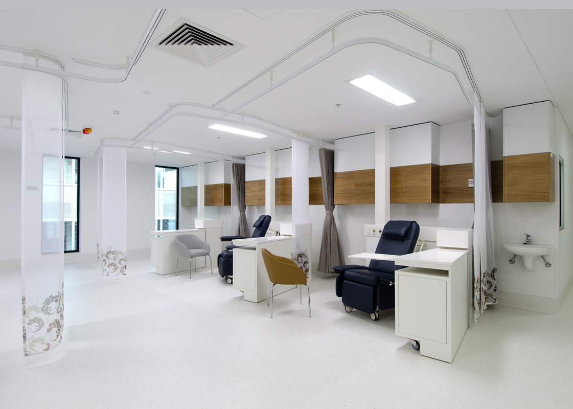 Flinders Centre for Innovation in Cancer / Woodhead