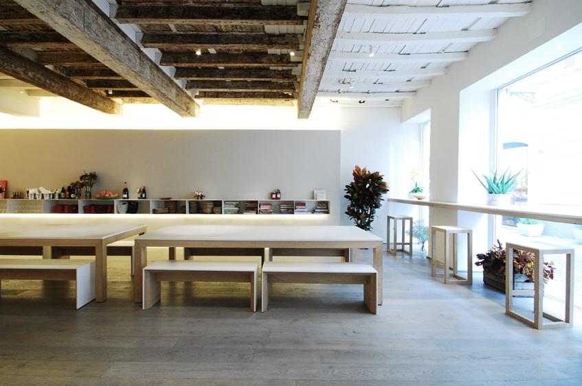 Ristorante LaCucina / Archiplan Studio, © Gianni Basso / Vega Mg