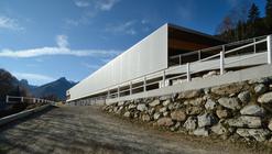 Reitarena Stubai / AO Architekten