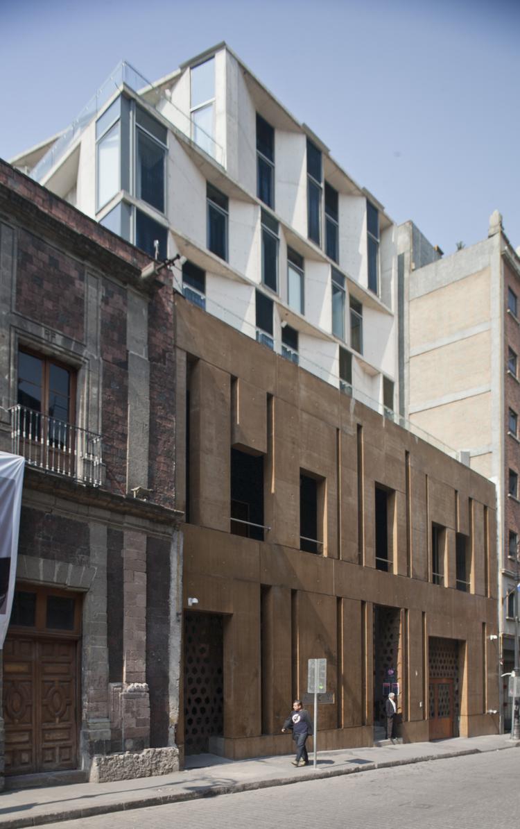 Sede del Centro Cultural de España / JSª, © Pedro Hiriat