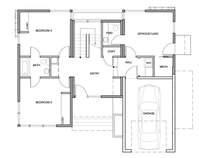 Beachaus II / Inhaus Development