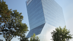 Unicredit Ţiriac Bank HQ / Westfourth Architecture