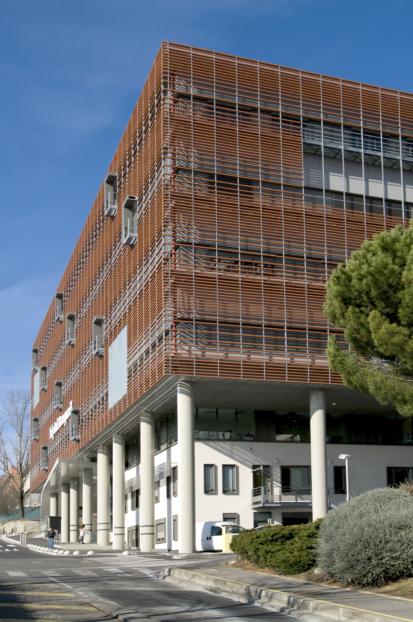 Toulouse Rangueil Hospital / Art&Build Architects, Courtesy of Art&Build