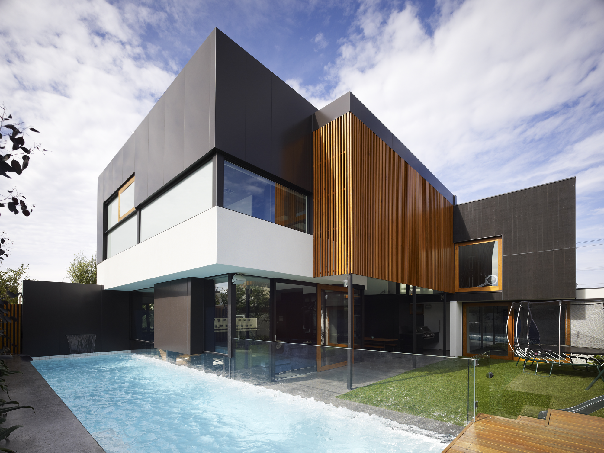 Hope Street Geelong West / Steve Domoney Architecture, © Derek Swalwell