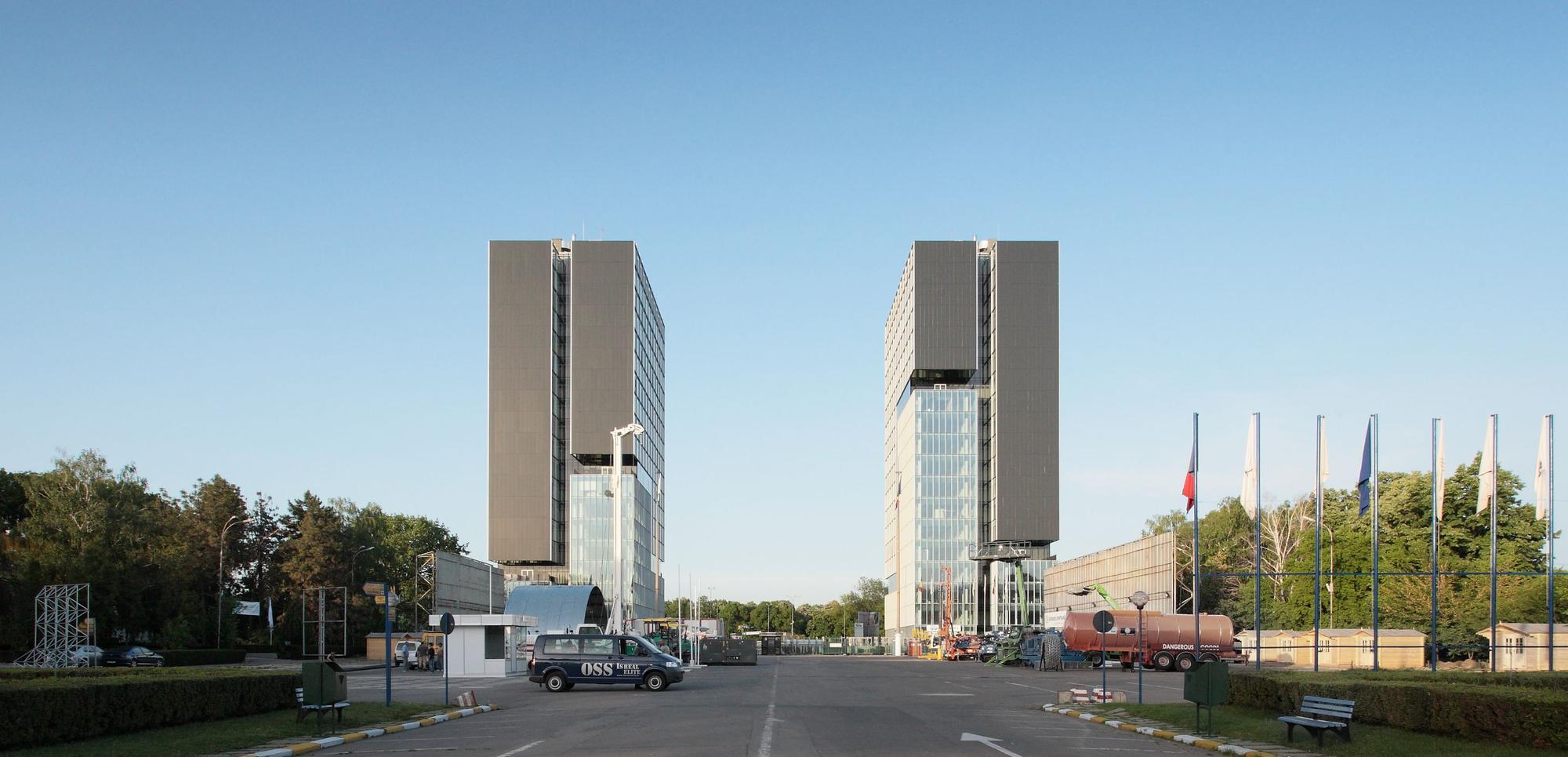 City Gate / Westfourth Architecture, © Andrei Mărgulescu