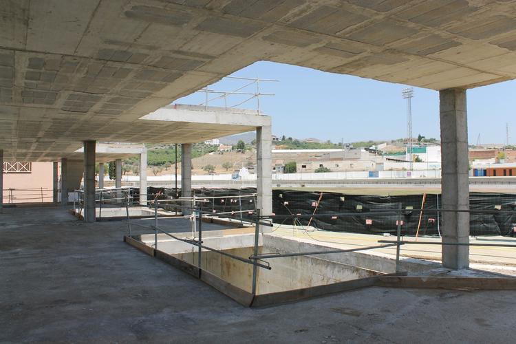 En Construcción: Ampliación del Polideportivo Fernando Hierro / GANA Arquitectura, Cortesía de GANA Arquitectura