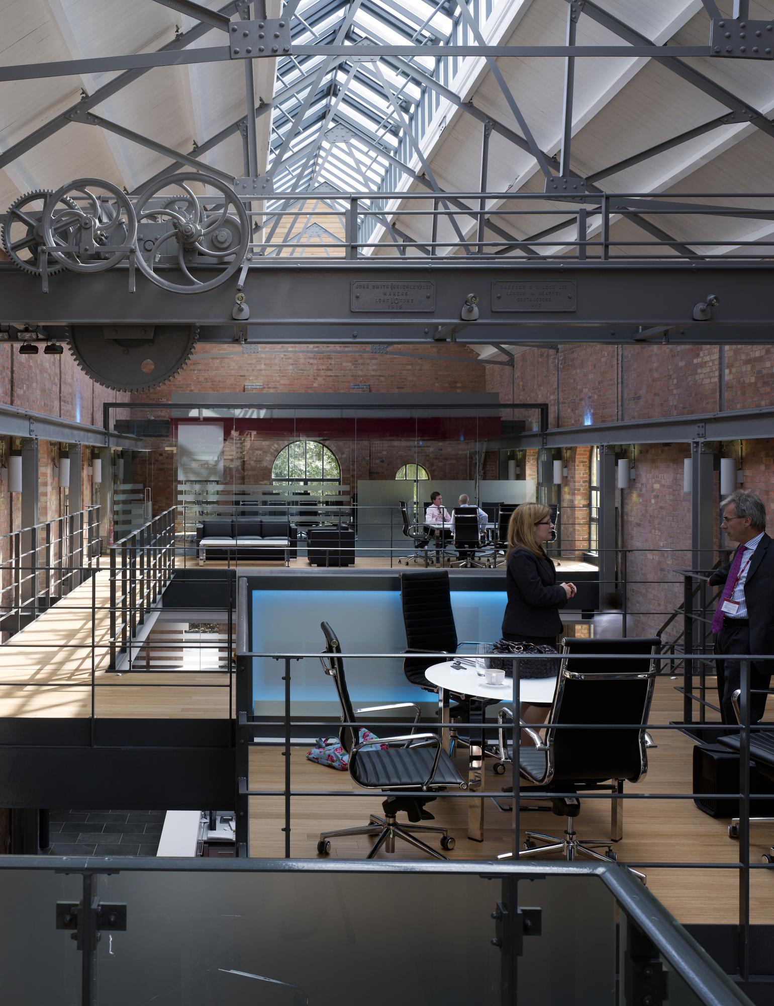 Gunpowder Mill / Pollard Thomas Edwards Architects