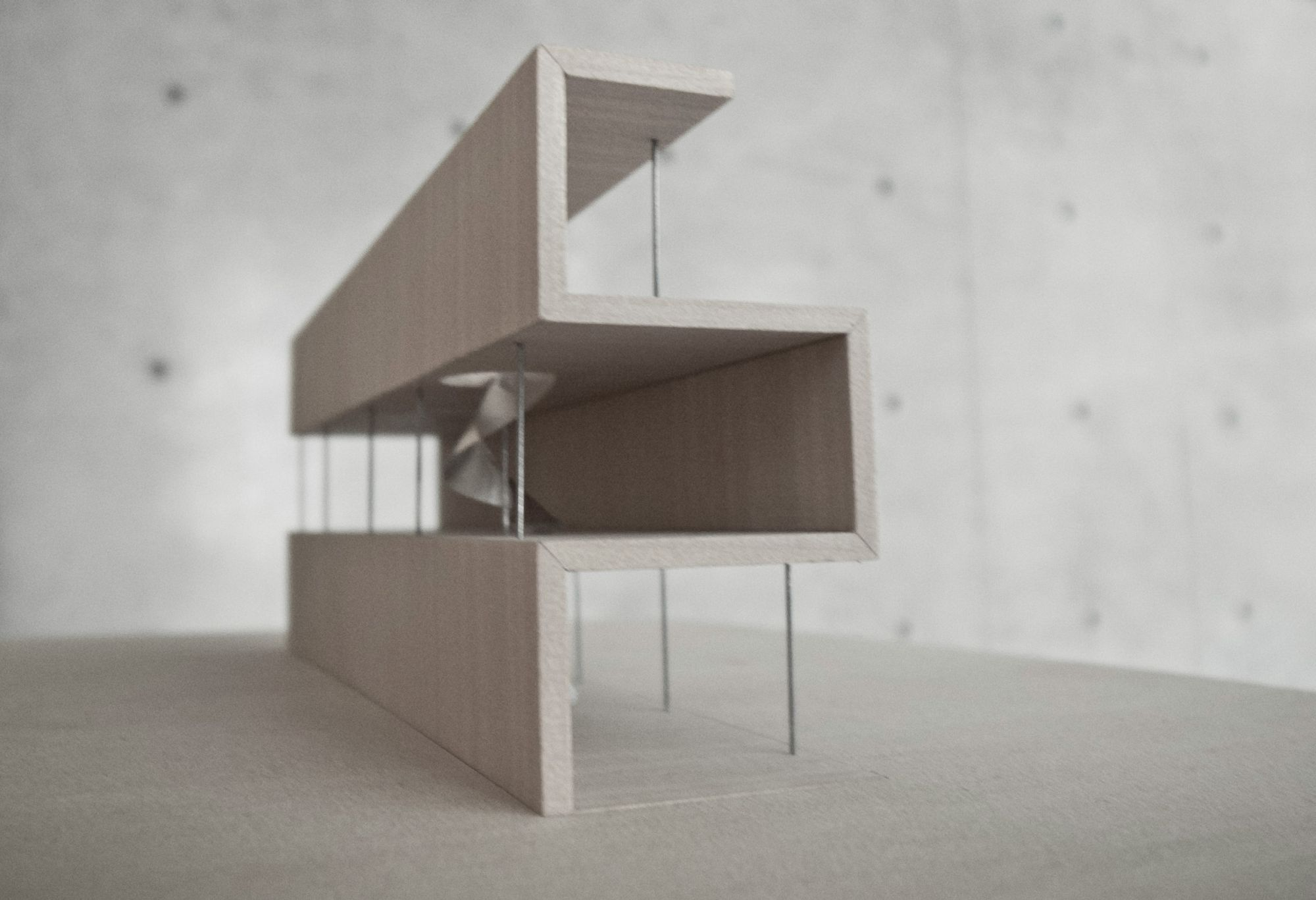 Gallery of house in takadanobaba florian busch for Architecture house models