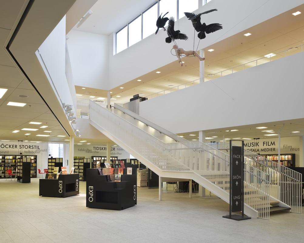 Gallery Of Komedianten Cultural Center Nyr 233 Ns Arkitektkontor 20