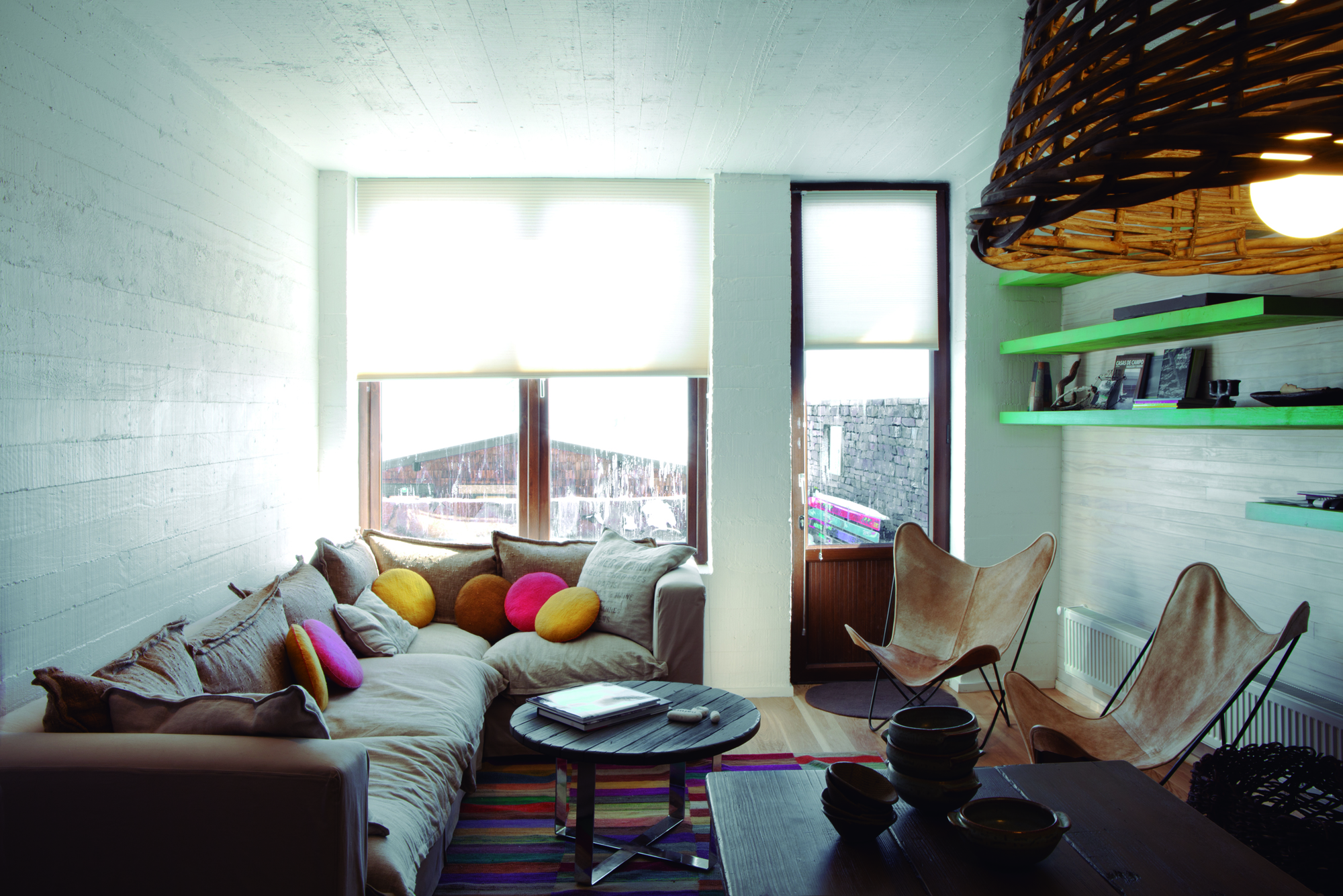 Refugio La Parva / elton+léniz arquitectos asociados