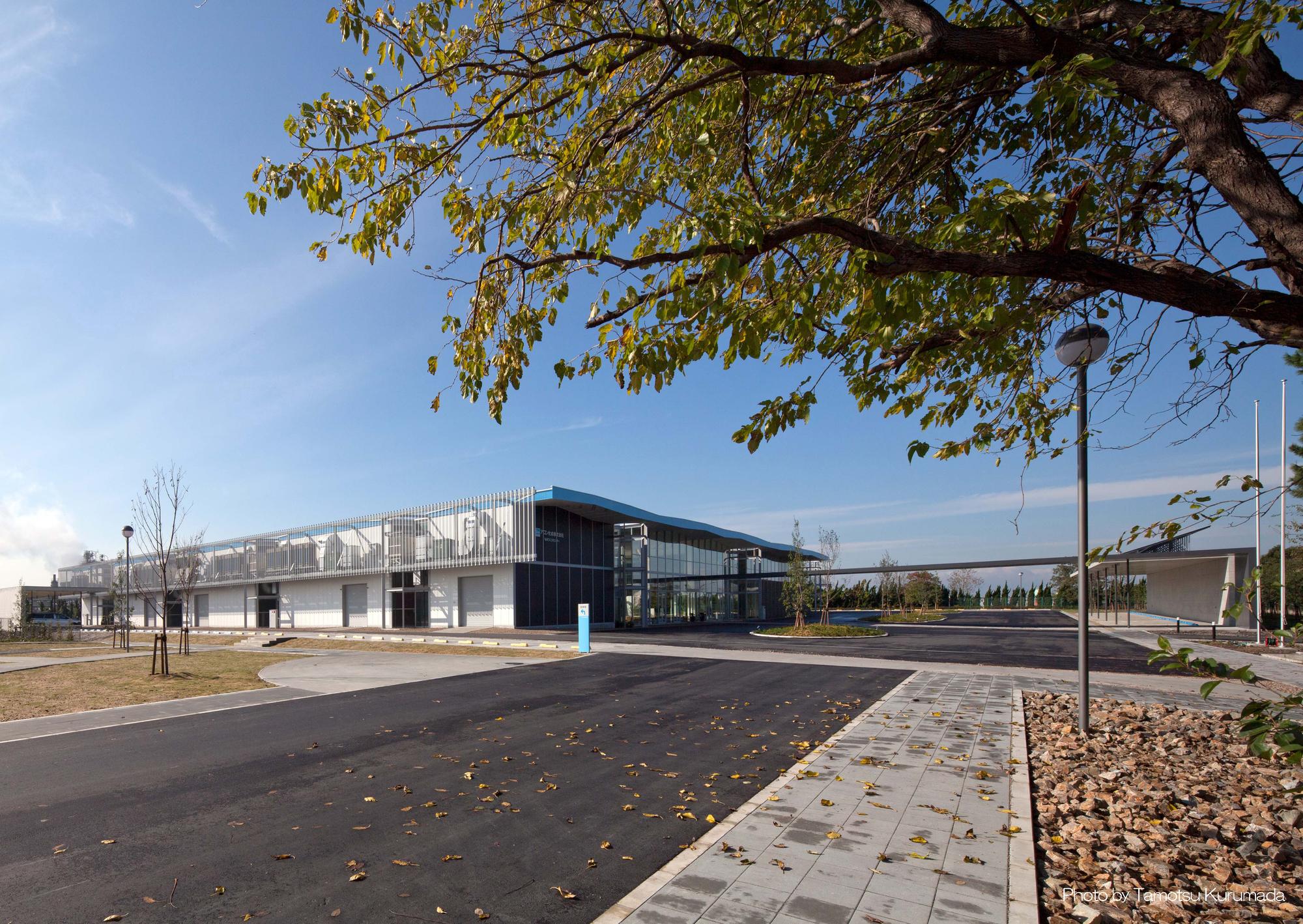 Aron R&D Center / Osamu Morishita
