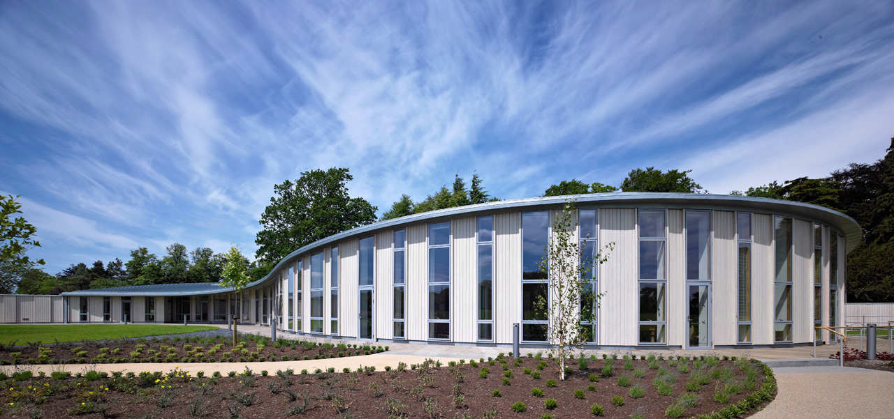 Centre for Scottish War Blinded / Page Park Architects, © Andrew Lee