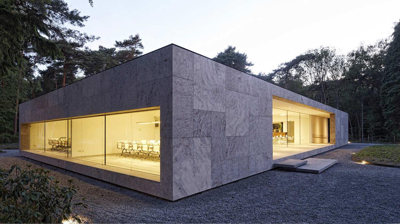 Faculty Club Tilburg University / Shift Architecture Urbanism, © René de Wit