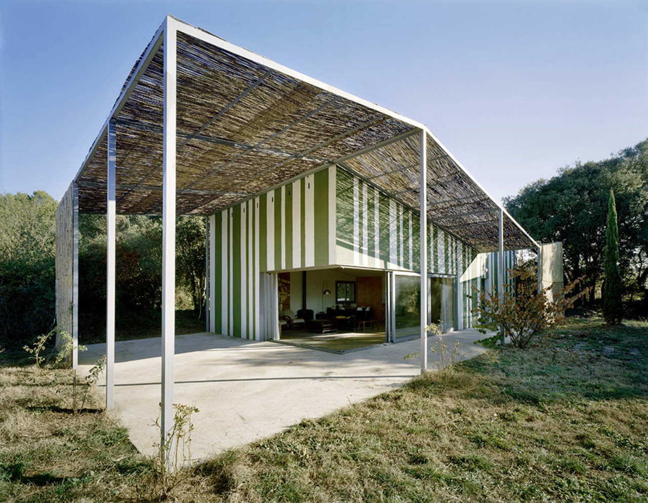 House in Gaüses / Anna & Eugeni Bach, © Jordi Bernadó