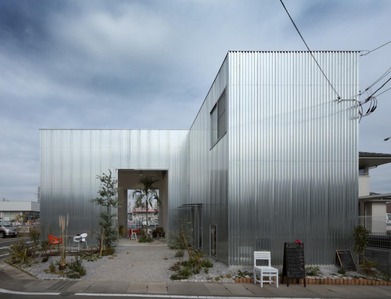 Airy house / Ikimono Architects, Courtesy of Takashi Fujino / Ikimono Architects