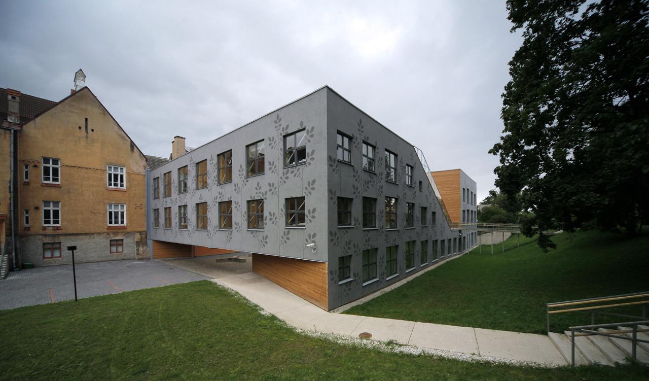 Tartu Kesklinna School Extension / Salto AB, © Martin Siplane