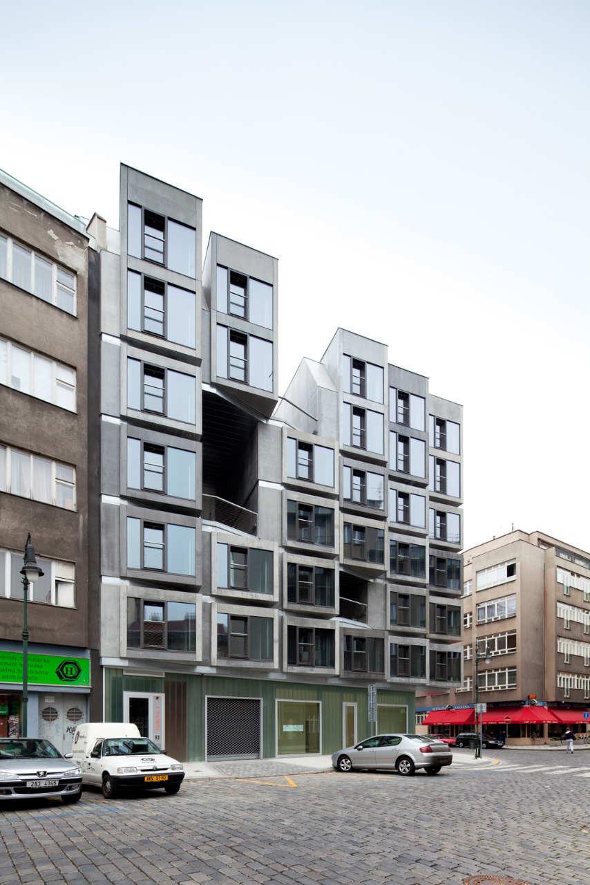 Tenement House / DaM spol. s r.o., © Andrea Thiel-Lhotáková