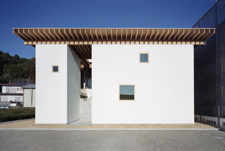 Hanaha / mA-style architects, © Kai Nakamura