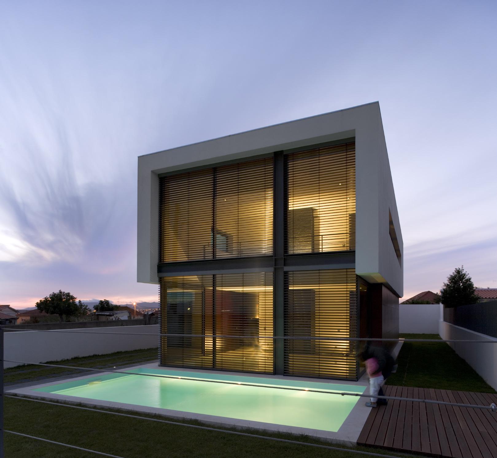 DT House / Jorge Graca Costa, © FG + SG © Fernando Guerra