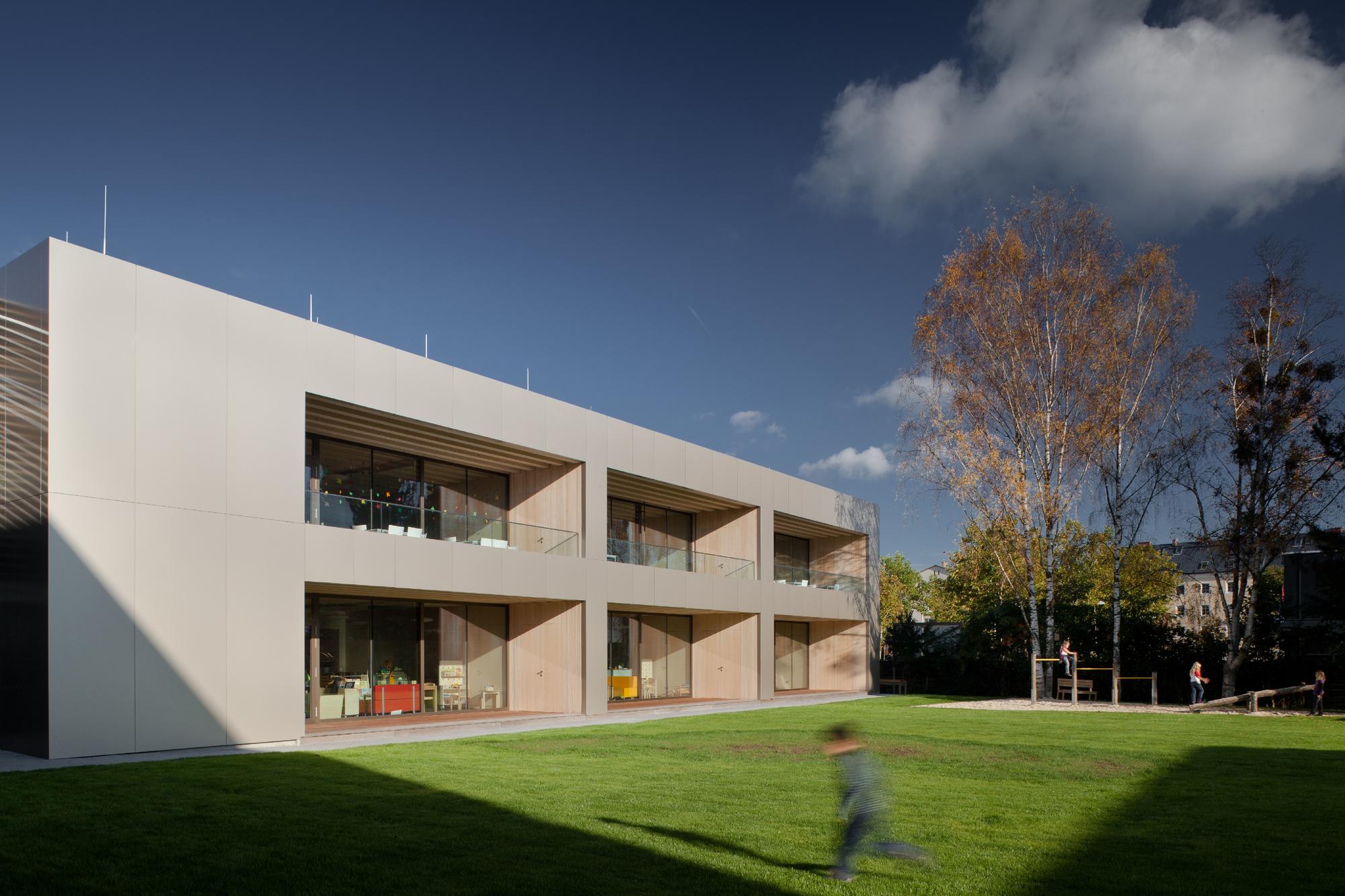 Robinson-School Linz / Schneider & Lengauer, © Kurt Hoerbst