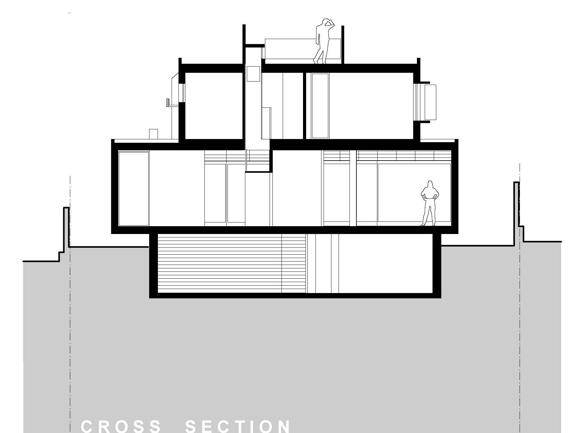 Wentworth Rd House / Edward Szewczyk Architects