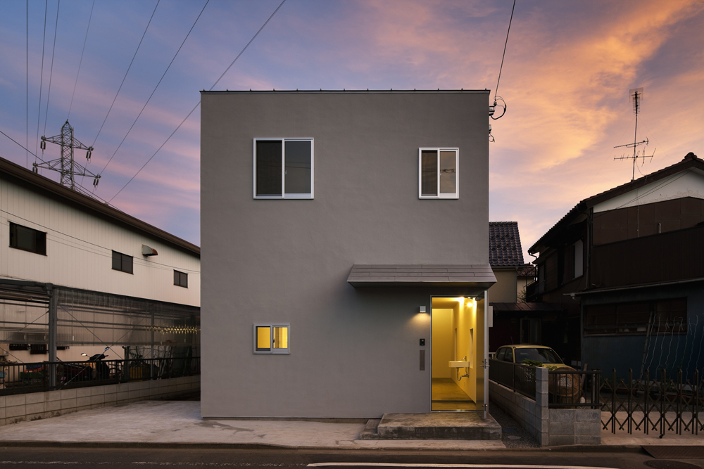 KDR House / I.R.A., © Nobuaki Nakagawa
