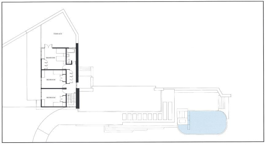 Three Bedroom Plan together with House Floor Plans With Attached Rv Garage moreover Pole Barn Home Plans With Loft Luxury Simple Pole Barn House Plans Homes Floor Plans furthermore Small Pole Barn House Plans further 19ce4d0ea8bb6ab8  mon House Floor Plans Gryffindor  mon Room Floor Plan. on pool house plans with living quarters