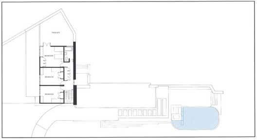 Guest Second Floor Plan