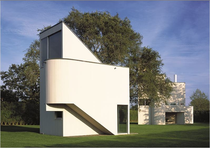 Gallery of ad classics gwathmey residence and studio for Ad architects