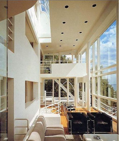 Ad classics douglas house richard meier partners for House classics 2000