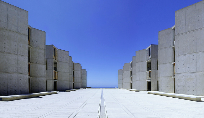AD Classics: Salk Institute / Louis Kahn, © Liao Yusheng