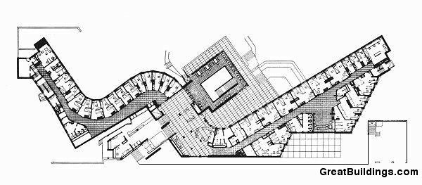 Gallery of ad classics mit baker house dormitory alvar for Adhouse plans