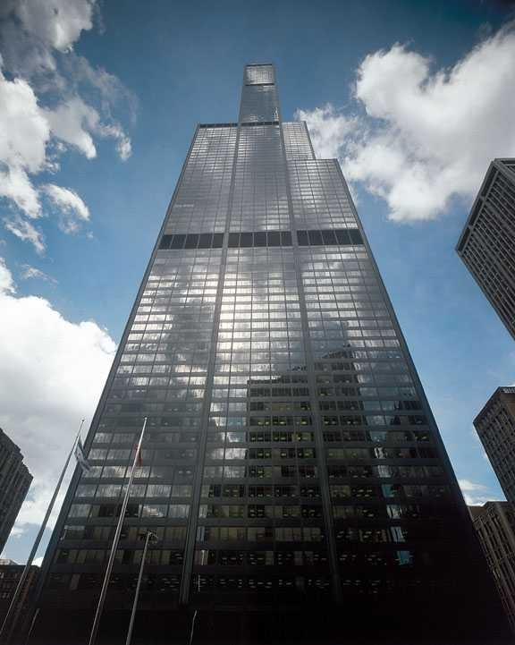 Gallery Of Ad Classics Willis Tower Sears Tower Som 5