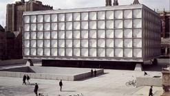 AD Classics: Beinecke Rare Book and Manuscript Library / SOM